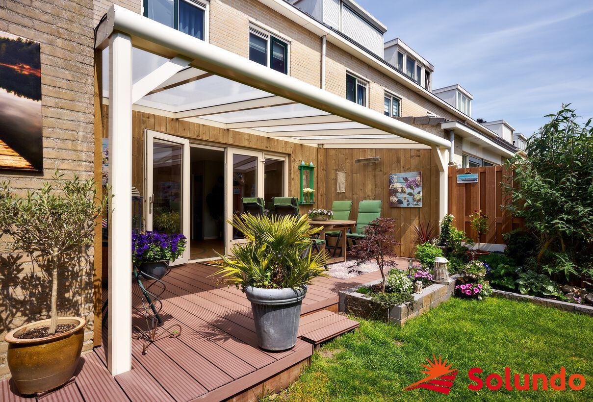 Goede TIP] Online terrasoverkapping bestellen - Glazen overkapping BC-06